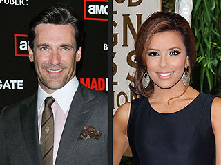 Jon Hamm, Eva Longoria Parker to Add Sizzle to Emmys