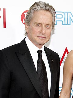 Michael Douglas Has a Tumor in His Throat