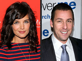 Katie Holmes Could See Double with Adam Sandler
