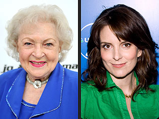2012 Grammy Nominations: Betty White, Tina Fey Face Off