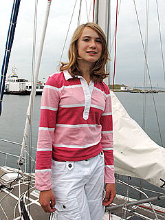 Another Teen Sailor Embarks on Around-the-World Voyage