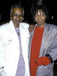 Whoopi Goldberg 'Still Processing' Mother's Death