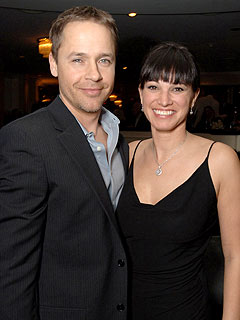 Chad Lowe &#38; Kim Painter Are Now Husband &#38; Wife