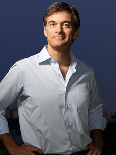 Dr. Oz Has Colon Cancer Scare