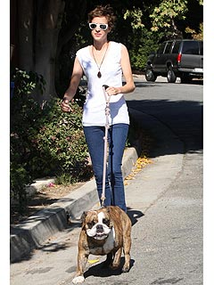 Samantha Ronson Faces Investigation in Dog Attack