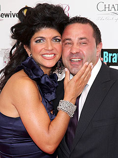 Teresa Giudice Laughs Off Troubled Marriage&nbsp;Rumors