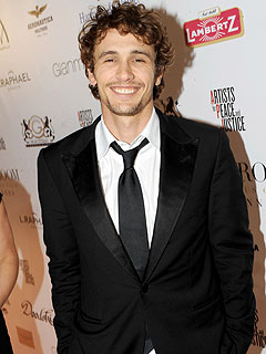 James Franco Sets Record Straight – He's Not Gay