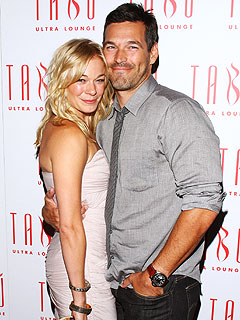 Eddie Cibrian Gives LeAnn Rimes Birthday Jewelry