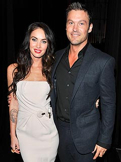 Megan Fox & Brian Austin Green's Spicy Dinner Date