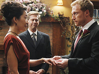 SPOILER! Grey's Anatomy Wedding Secrets Revealed