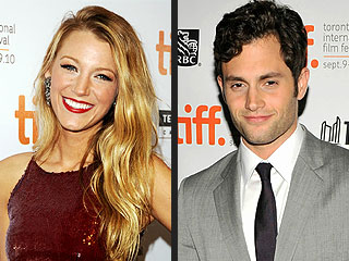 Penn Badgley & Blake Lively Have Dueling Premieres in Toronto