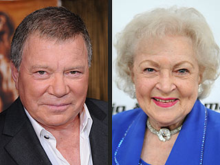QUOTED: William Shatner Exposes Betty White&#39;s Flexibility