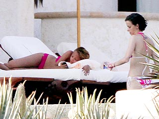 Nicole Richie's Mexican Bachelorette Bash