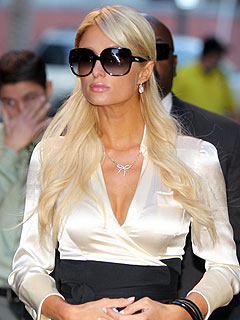 Paris Hilton's Flight Evacuated After Knife Found Onboard