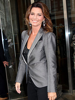 Man, Shania Twain Feels Like an Author!
