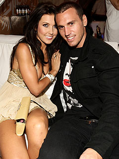 Audrina Patridge's Boyfriend Not Jealous of Her DWTS Partner