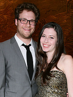 Seth Rogen Is 'So Excited' to Be Engaged!