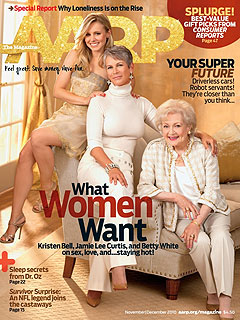 Betty White: You're Never Too Old for Sexual Desire
