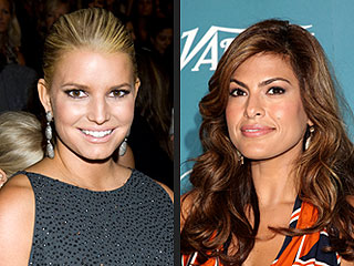 Jessica Simpson, Eva Mendes & Jessica Alba Say They Were Bullied, Too