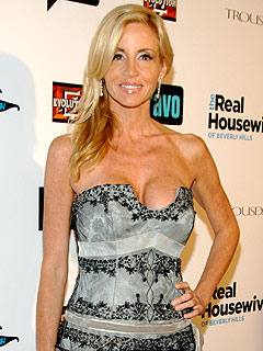 Camille Grammer Compares Real Housewives Backlash to a 'Runaway Train'