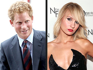 Is Prince Harry Dating a Rock Star?