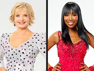 Florence Henderson's Dancing Departure Leaves Brandy in Tears