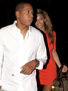 Beyoncé & Jay-Z's 'Lovey-Dovey' Miami Visit