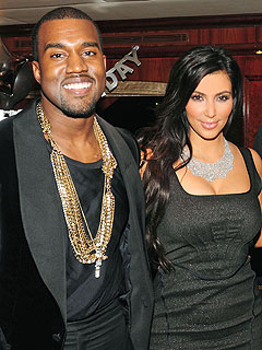 Kim Kardashian, Kanye West Shoot Music Video