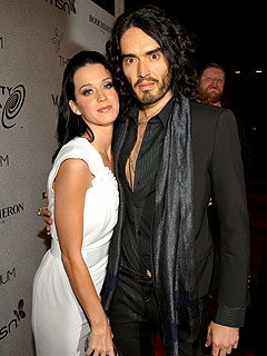 Katy Perry and Russell Brand Get Married