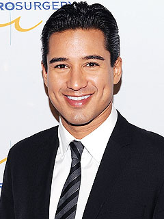 Mario Lopez: Fatherhood Is a Whole New Workout