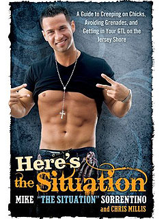 PHOTO: The Situation's Book Cover