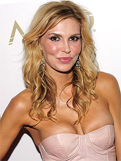 Brandi Glanville Apologizes for DUI