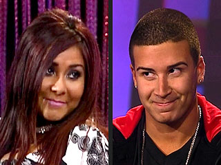 Jersey Shore - Season 2 Snooki and Vinny