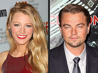 Blake Lively and Leonardo DiCaprio Go to Carmel, Calif.