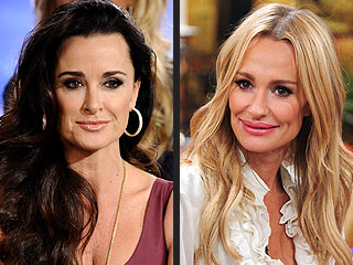 Real Housewives of Beverly Hills: Taylor Armstrong and Kyle Richards