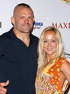 Chuck Liddell, Heidi Northcott Engaged
