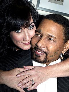Aaron Neville Wedding Picture