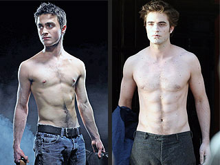 Rivalry between Daniel Radcliffe and Robert Pattinson