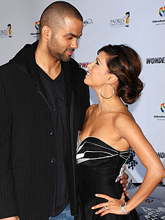 Tony Parker Hopes to Settle Divorce 'Amicably' with Eva Longoria, Source Says