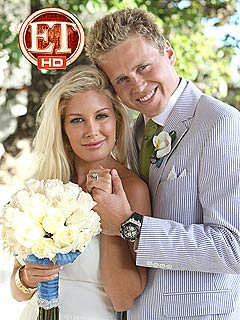 Heidi Montag & Spencer Pratt Renew Their Wedding Vows