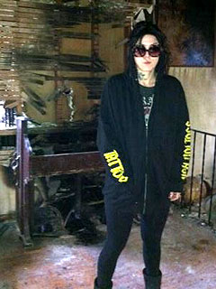 Kat Von D's House Burns Down with Her Cat Inside
