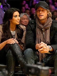 Kim Kardashian & Gabriel Aubry Bond over Family