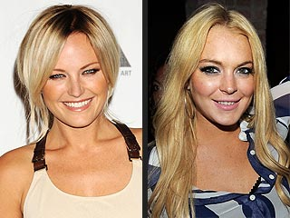 Lindsay Lohan Loses Porn Biopic Role to Malin Akerman