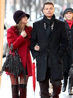 Julianne Hough & Ryan Seacrest's Sweet Parisian Vacation