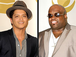 Grammy Nominations 2011: Bruno Mars Reacts