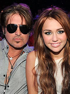 Miley Cyrus's Dad Billy Ray Cyrus Just Wants Her to Be Happy