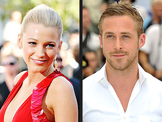 Blake Lively & Ryan Gosling Get Cozy in New York