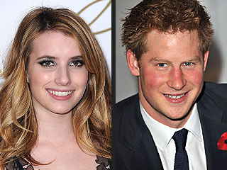 Emma Roberts: I'll Be Prince Harry's Wedding Date!