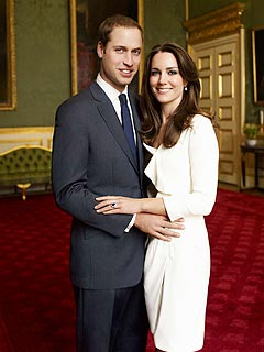 Prince William, Kate Middleton Royal Wedding Details Announced