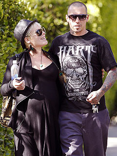 Pink Pregnant -- Husband Carey Hart Says She'll Be an 'Awesome Mom'